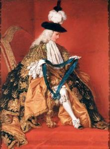 Le_duc_de_Saint-Aignan_donnant_à_Rome_au_prince_Vaini_le_cordon_de_l'ordre_du_Saint-Esprit