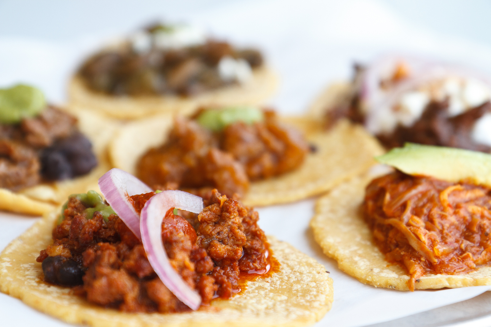 "Mexican ""guisados"" for tacos – Just For Sybarites!"